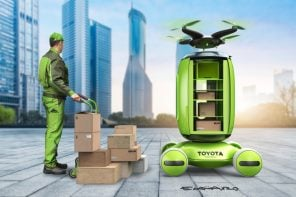 Drone Delivery of the Future