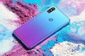 Motorola's new phone looks depressingly unoriginal