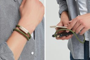 The NILS Cable Wants To Turn Phone Accessories Into Style Statements