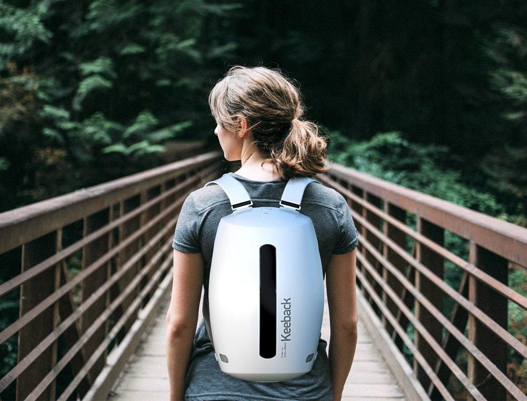 Steel Drake's Backpack Design Feels Like 2050