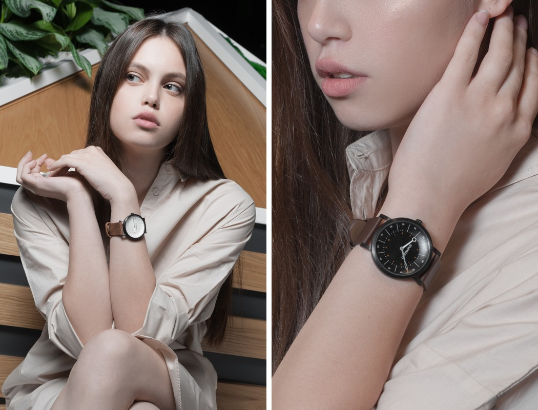This Watch has Curves in all the Right Places