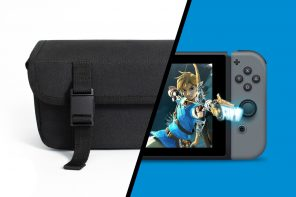 The Nintendo Switch Gets Its Own Voguish Carrying Case