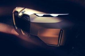 BMW's Vision iNext Concept is a palpable, realistic concept automobile