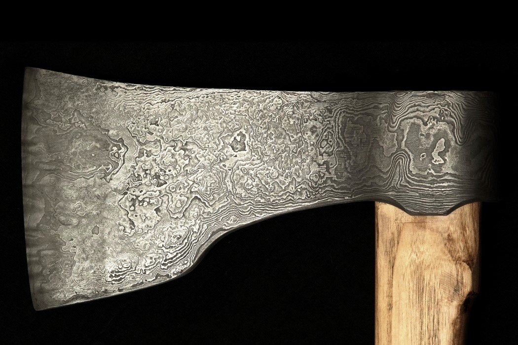 Demystifying Damascus Steel: The beautifully marbled metal