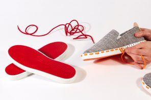 Footwear that Never Ends and Only Changes