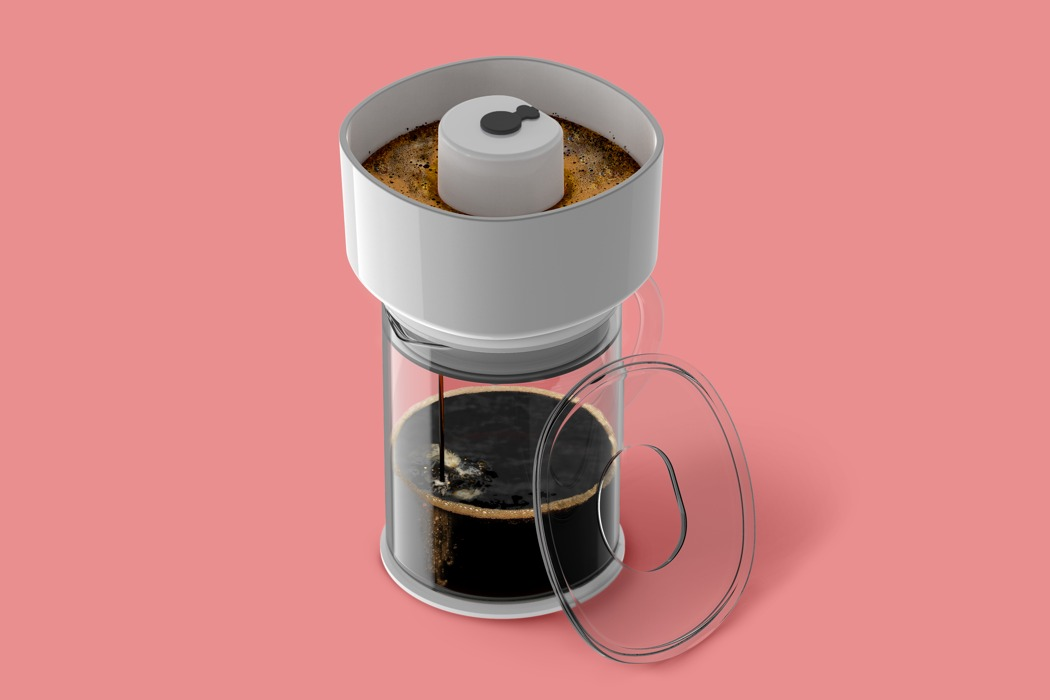 frankone_one_touch_coffee_maker_layout