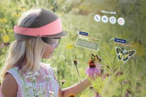 A Mixed Reality Headset for Youngsters!