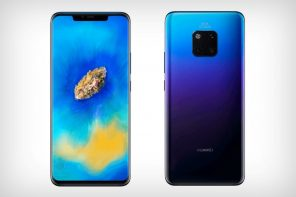 Huawei knows how to make phones that look unique