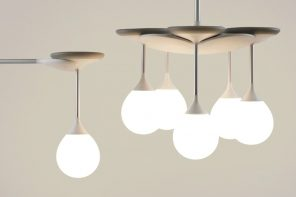 Meet Doolight, the Modular, Smart Chandelier of 2018