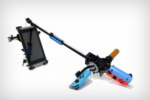 One designer made his own Nintendo Labo kits out of Lego!