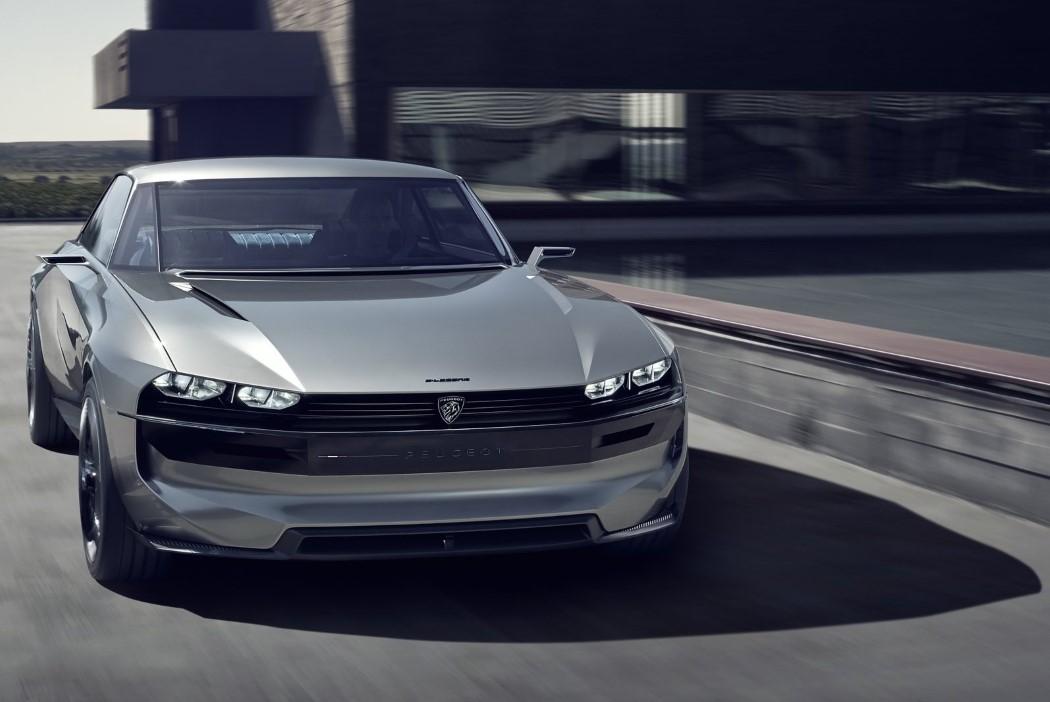 Peugeot S E Legend Concept Is Peak Retrofuturism Yanko Design