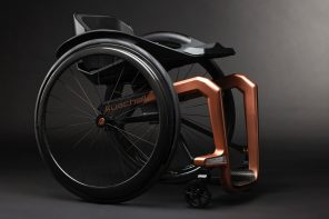 This Wheelchair is #Winning