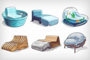 YD Spotlight: Nicholas Baker's Chair Sketch Challenge Pt.2