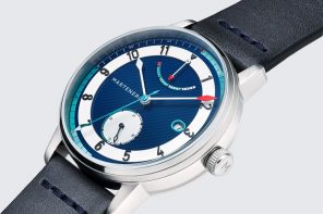 A Mechanical Watch that Feels as Sophisticated as a Smartwatch