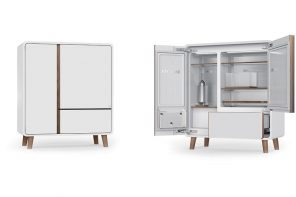 An Armoire For Your Appetite