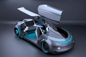 The 'MEET' is a self-driving virtual conference room from the year 2030