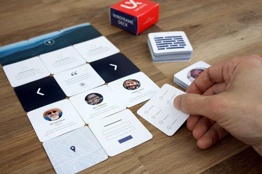 This card-based UX wireframe maker turns digital ideation into physical fun https://t.co/he9JnVSkJh