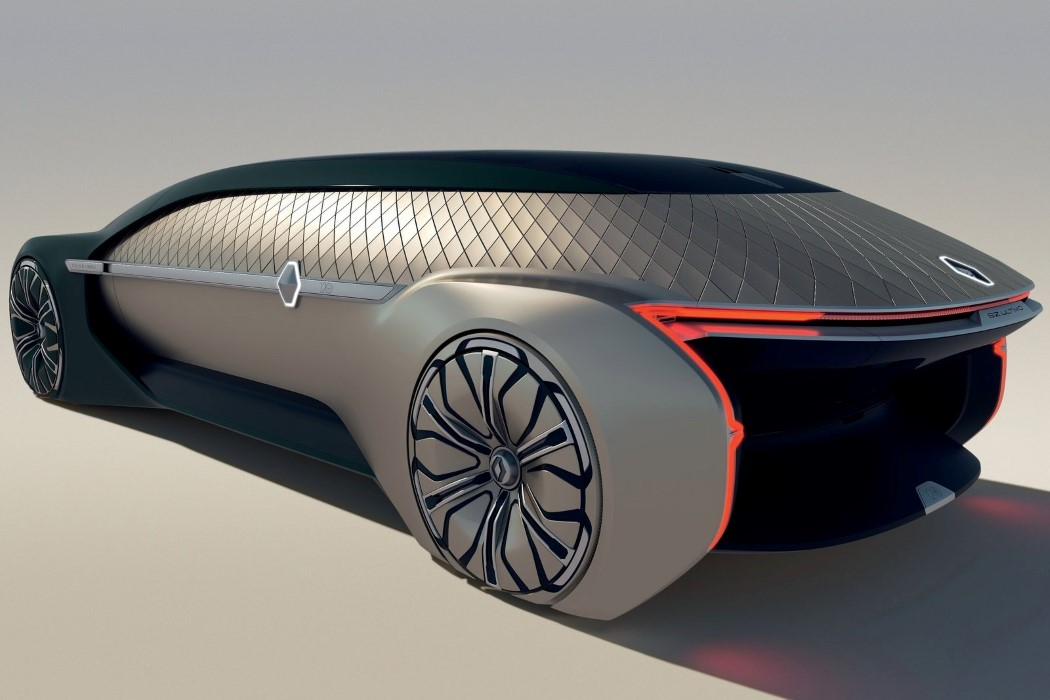 The Renault Ez Ultimo Isn T A Car It S A Glorious Self Driving