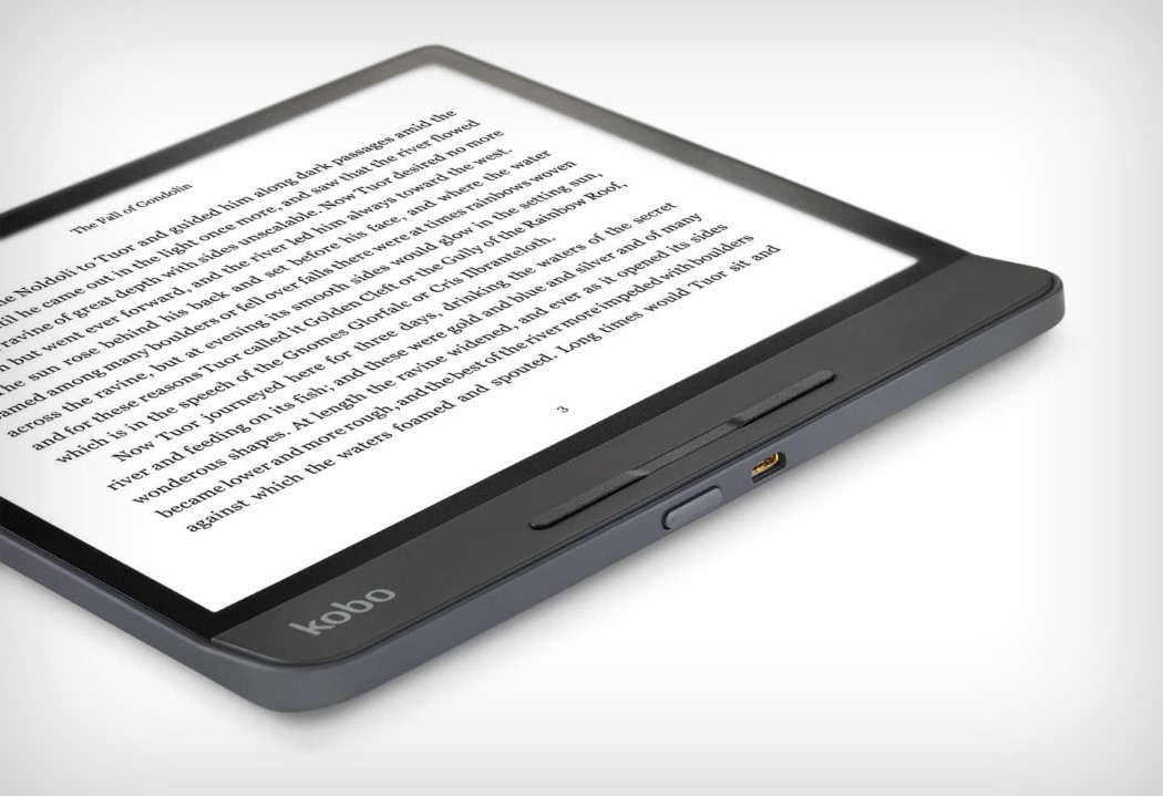 Kobo wants to steal the e-reader spotlight from the Kindle