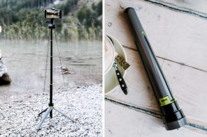 The World's Fastest Tripod is Also One of the World's Smallest