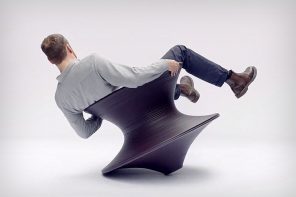 YD Talks: The Making of SPUN, the most exhilarating chair in the world