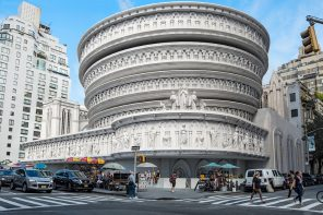 America's famous buildings reimagined as Gothic structures
