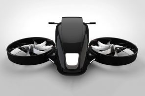Flying bikes are coming soon, to rid you of your traffic woes