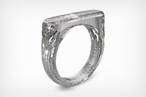 Jony Ive's latest project is a 100% diamond ring