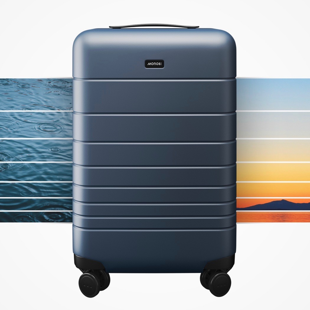 "Monos: The Clean, Pristine, Sophisticated ""Apple of Suitcases"""