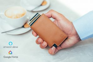 The World's Smartest Wallet can be Summoned by Voice!