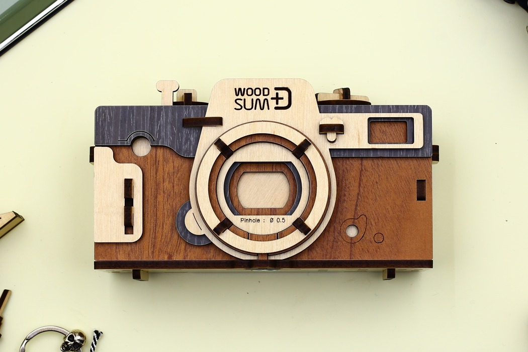 This Diy Camera Is Like If Ikea Met Photography Yanko Design