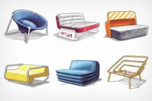 YD Spotlight: Nicholas Baker's Chair Sketch Challenge Pt.3