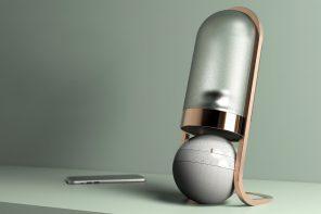 A Speaker That's Full of Visual Suspense