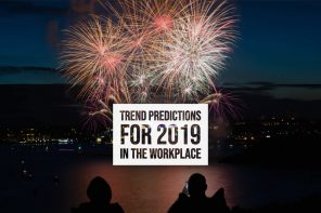 Trend predictions for 2019 in the workplace