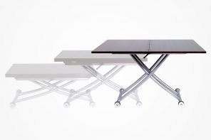 A Table that Transforms to Your Every Need