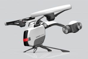 Biomimicry meets drone-design