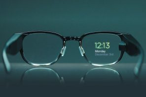 In the future, smartphone displays will be embedded in our eyewear