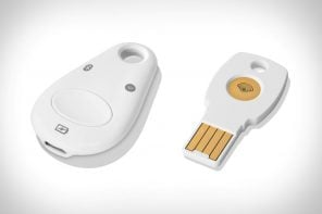 The Google Titan is a physical key that's more secure than passwords