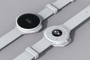 A Watch for Fidgeters!