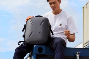 The Unbreakable Hardcase Backpack that's Inspired by a WW2 Legend
