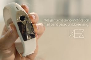The KEZ Wearable Keeps an Eye on Kids & Elders When You're Not Around
