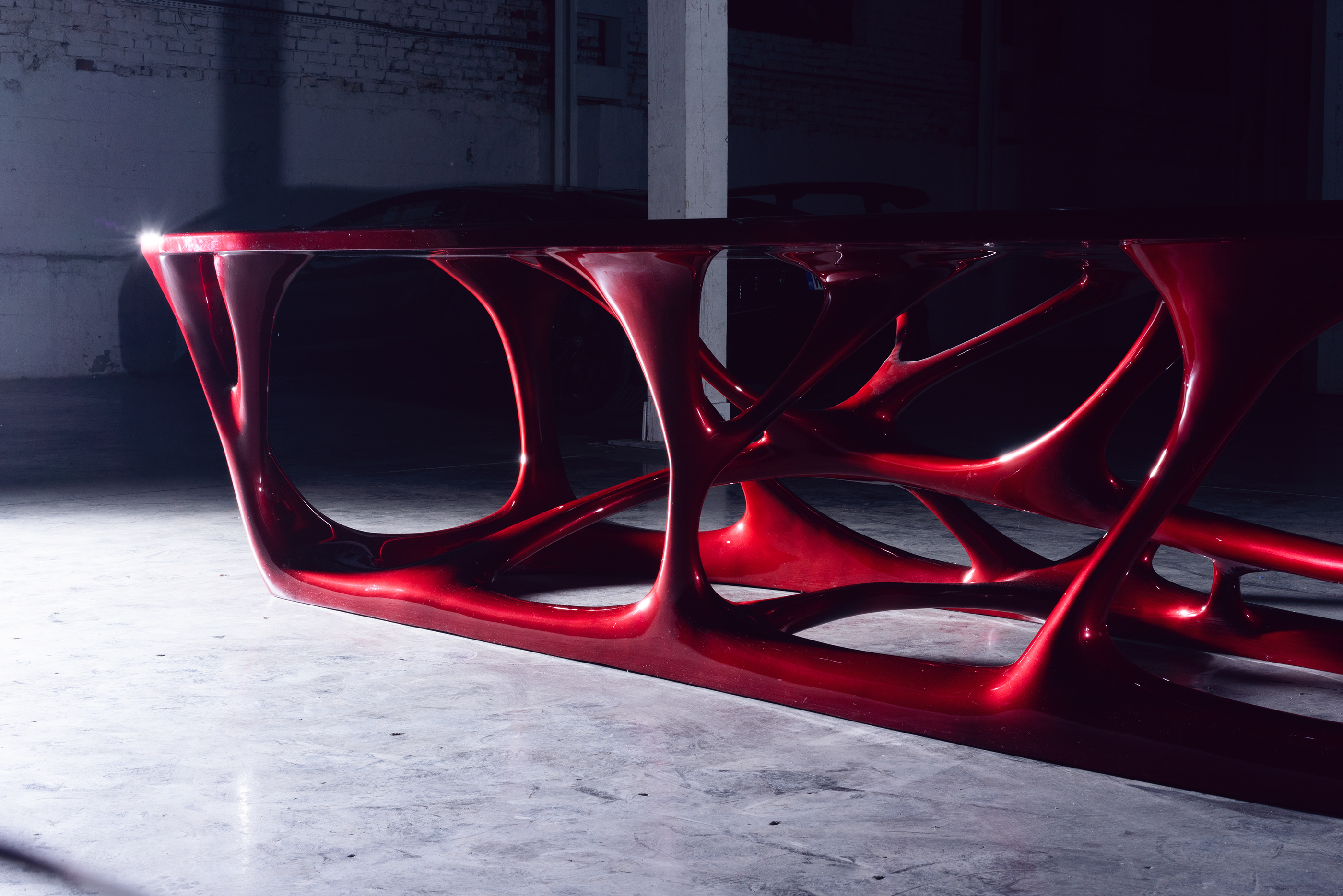 The World's First 3D-Printed Conference Table