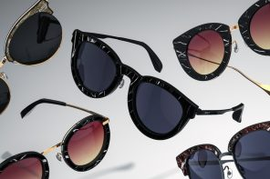 The Roxxlyn Brings Marble from Architecture to Eyewear