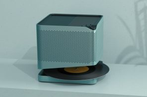 The Modern-Day Record Player!