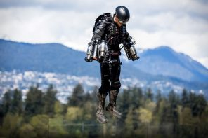 Future of Technology Summit to host public showcase of personal jet-packs
