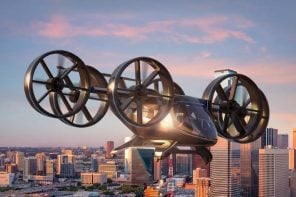 Bell has begun building Uber's Air Taxis
