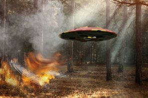 The Feuxzy drone fights forest fires with sonic waves