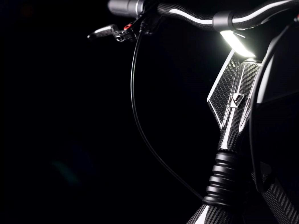 The Novus Electric Motorbike redefines the term 'sleek'
