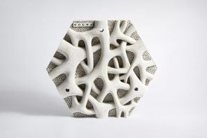 Volvo is 3D printing mangrove-textured tiles to save our oceans