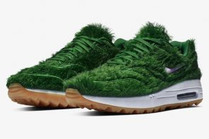 Nike's Grass Air Max 1s Are For Real
